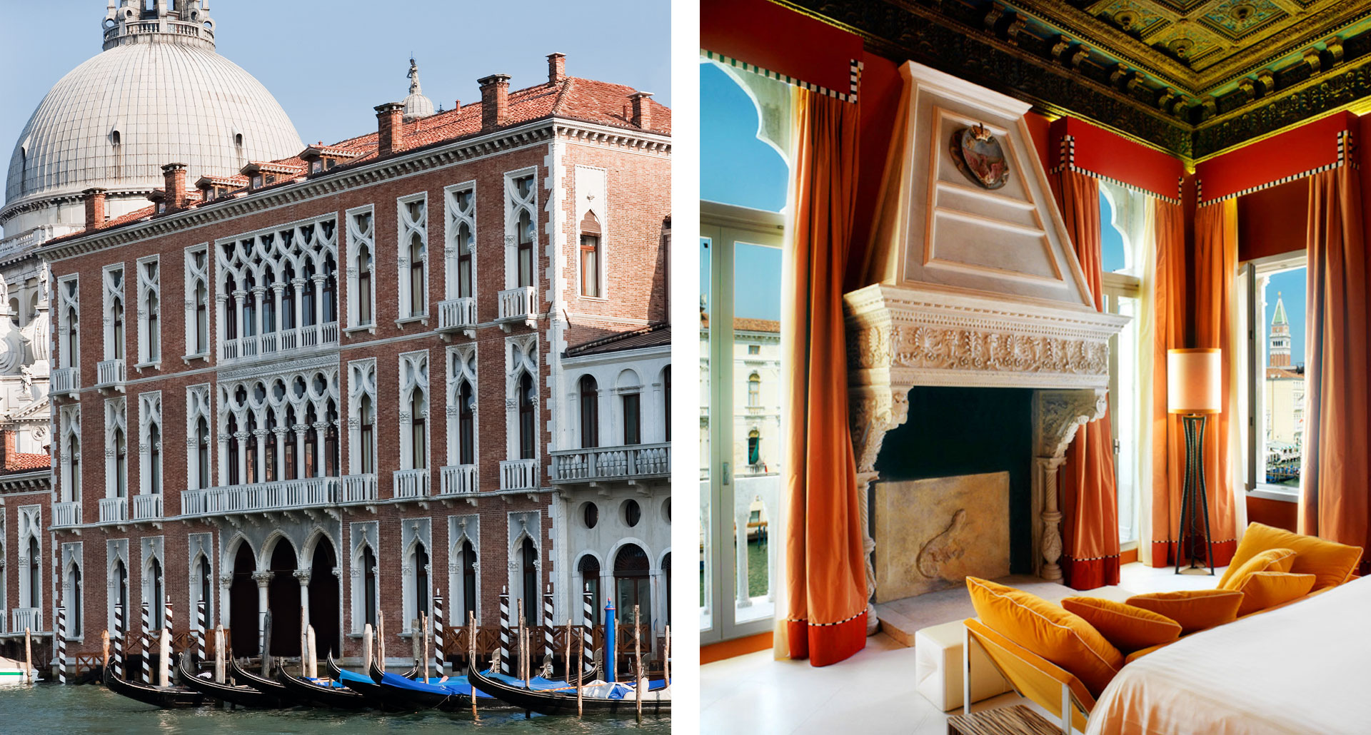 Sina Centurion Palace - boutique hotel in Veneto