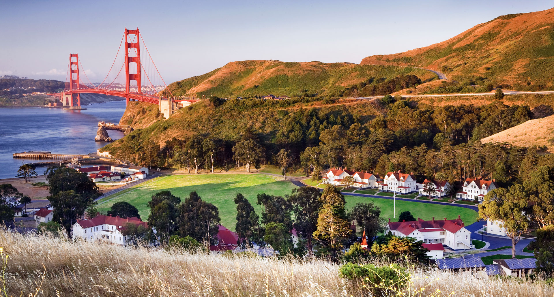 Cavallo Point Lodge - boutique hotel in Sausalito