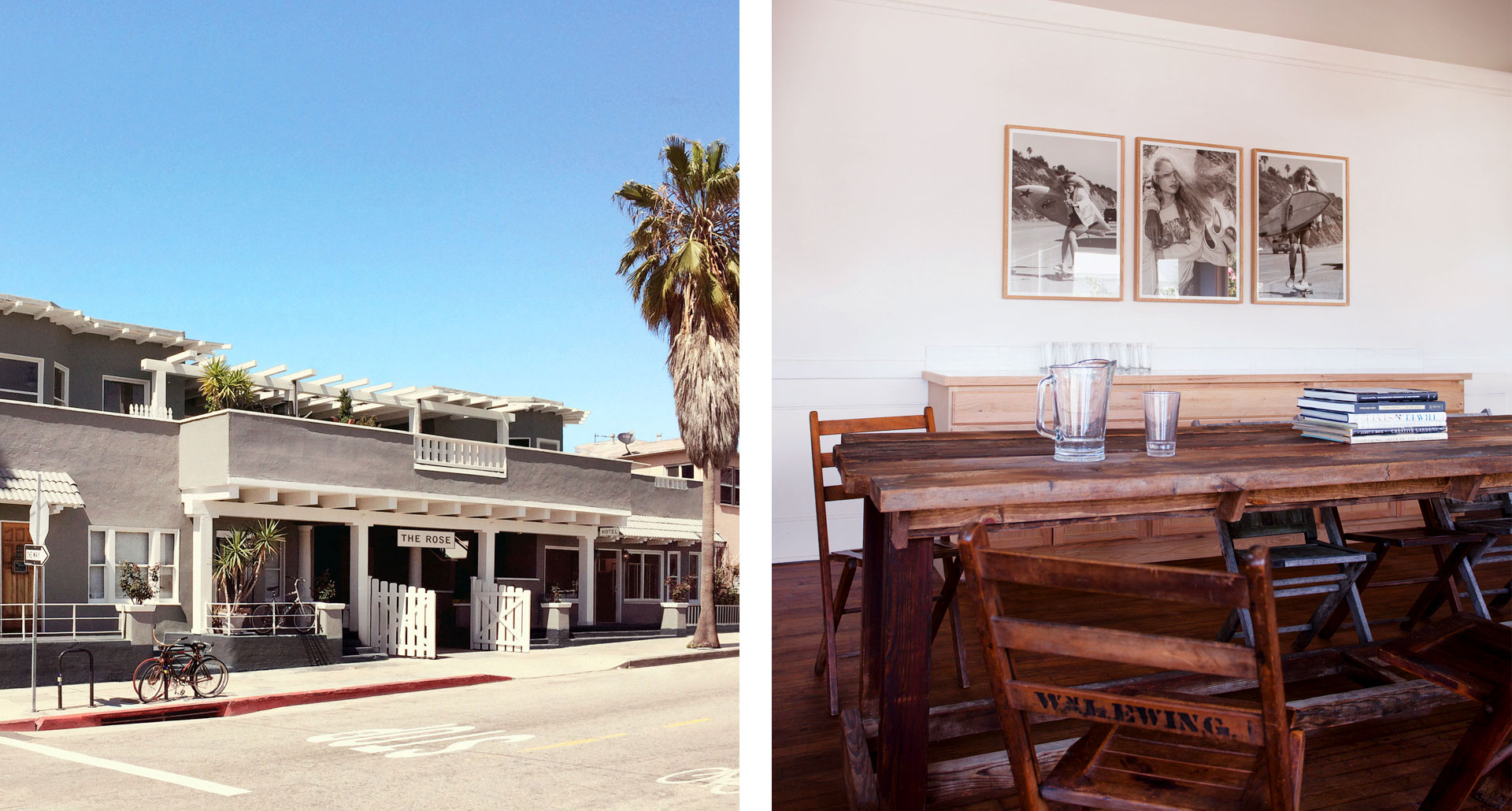 The Rose Hotel - boutique hotel in Venice Beach