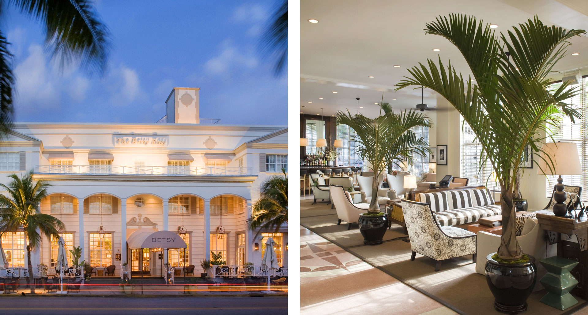 The Betsy - South Beach - boutique hotel in Miami