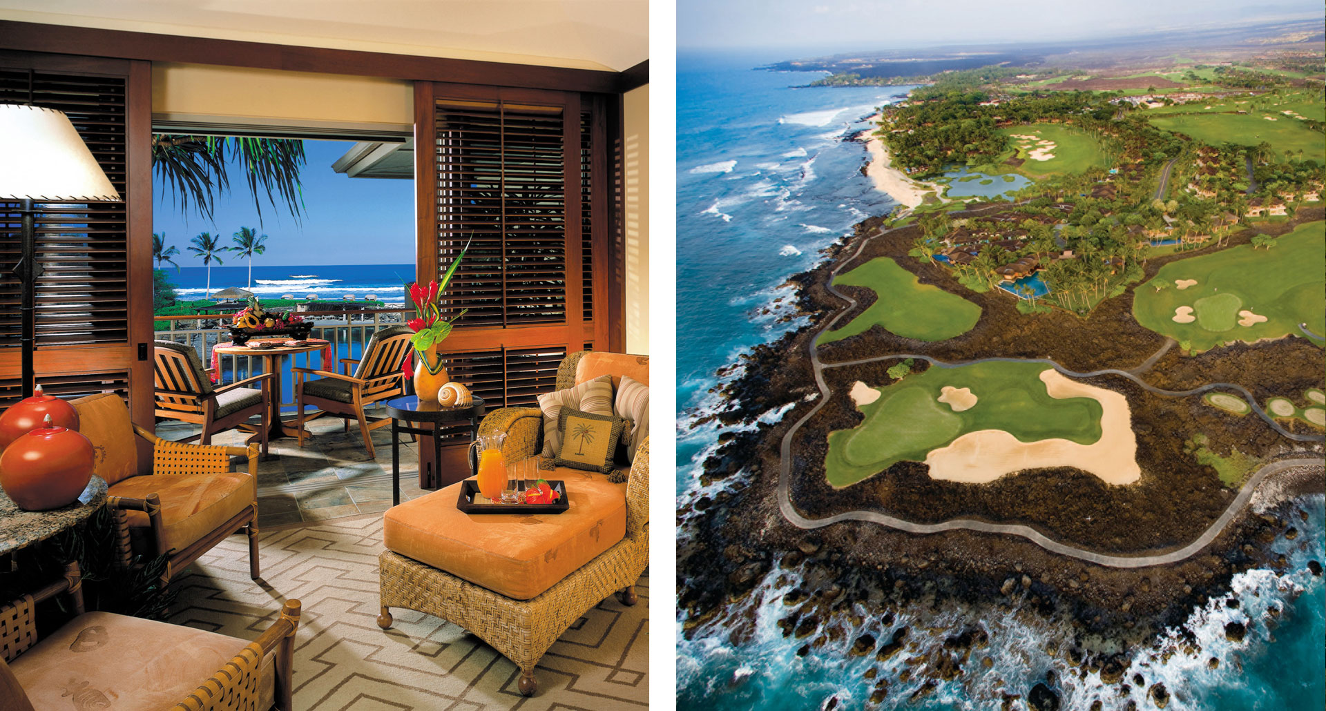 Four Seasons Resort Hualalai - boutique hotel in the Island of Hawaii