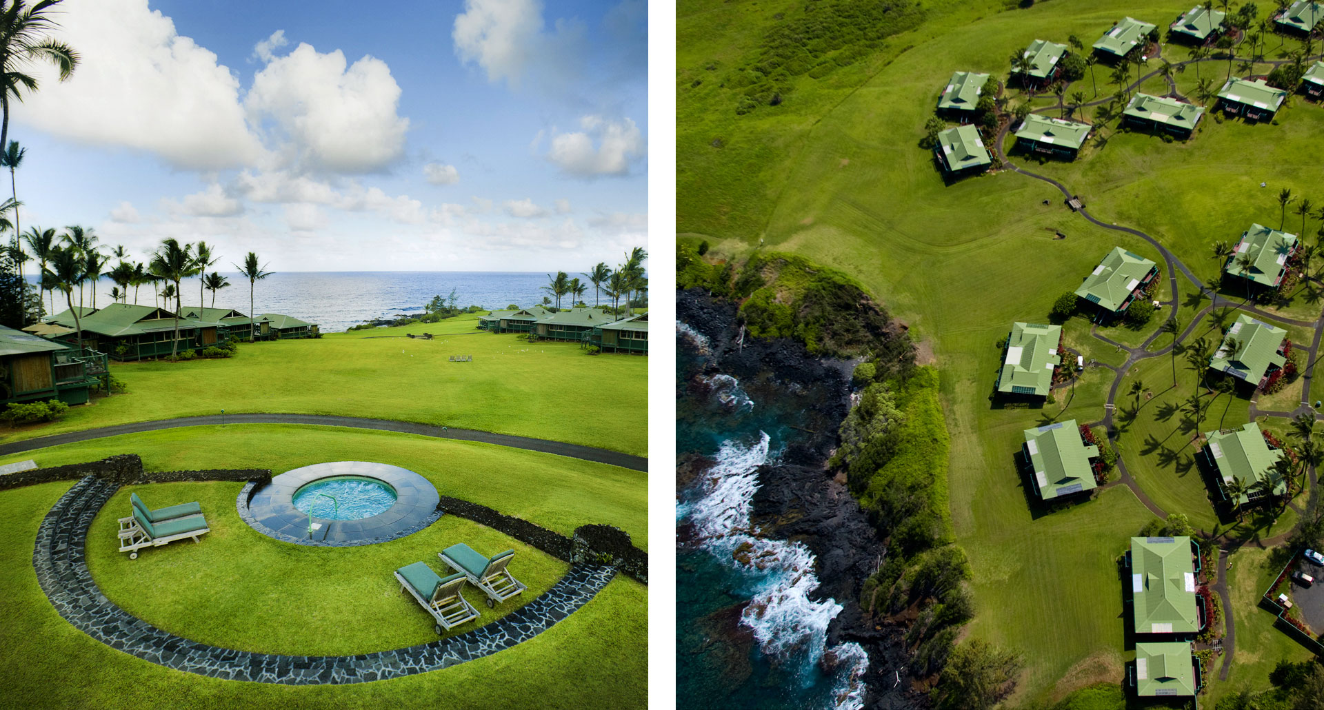 Travaasa Hana - boutique hotel in the Island of Maui