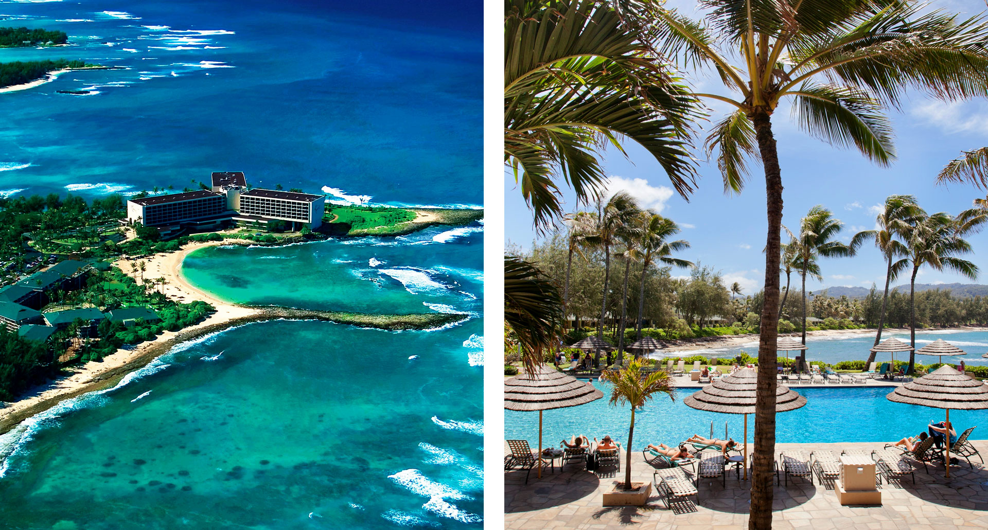 Turtle Bay Resort - boutique hotel in Oahu