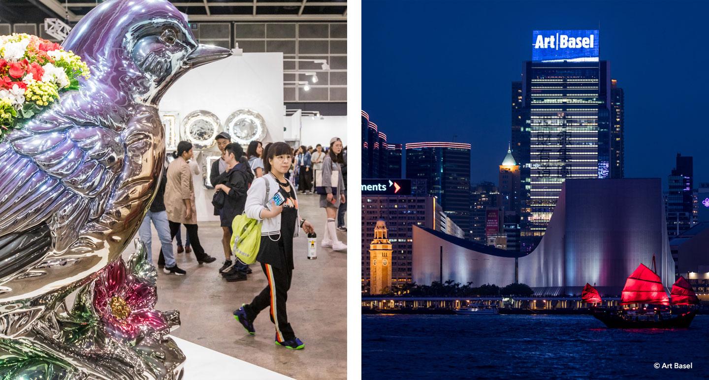 Hong Kong Art Basel