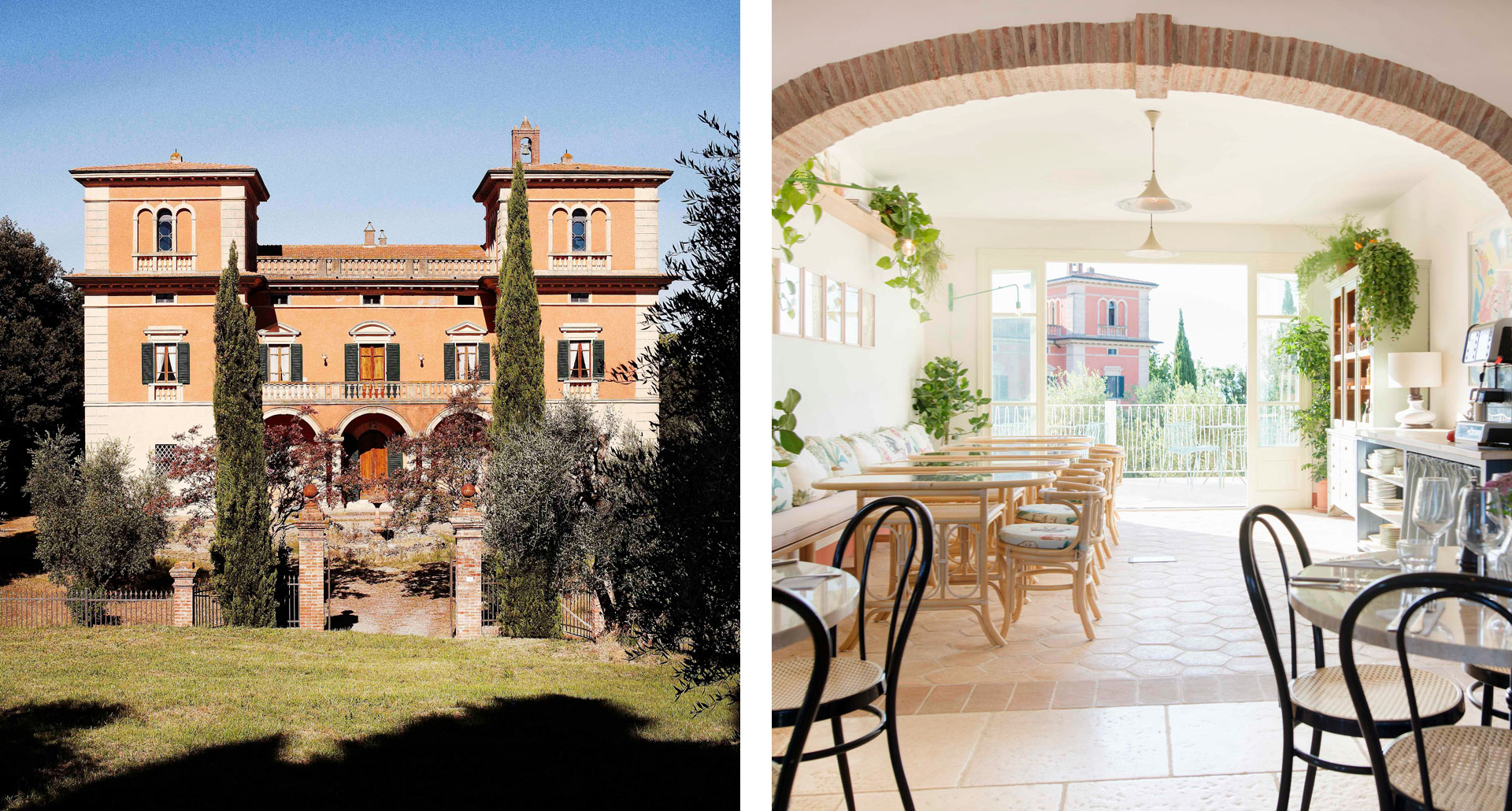 Villa Lena Agriturismo - boutique hotel in Palaia