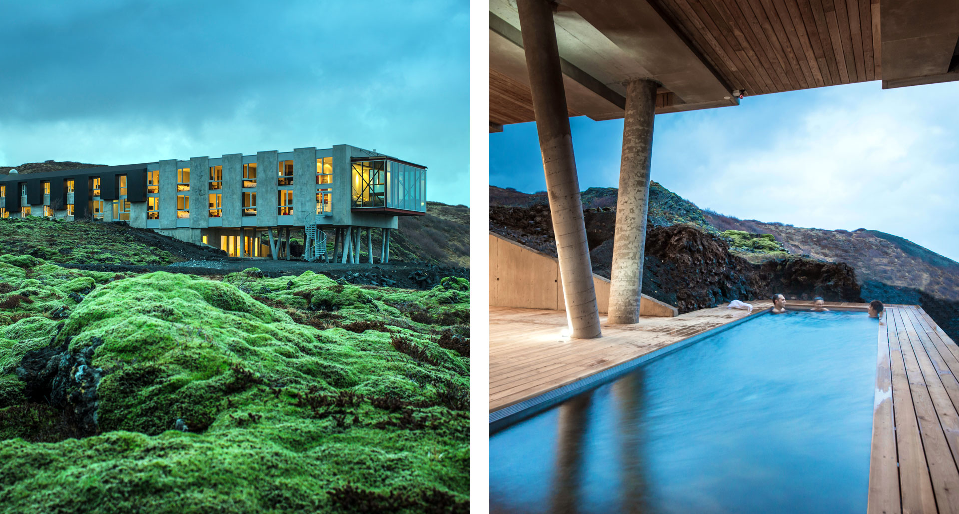 ION Adventure Hotel - boutique hotel in Iceland
