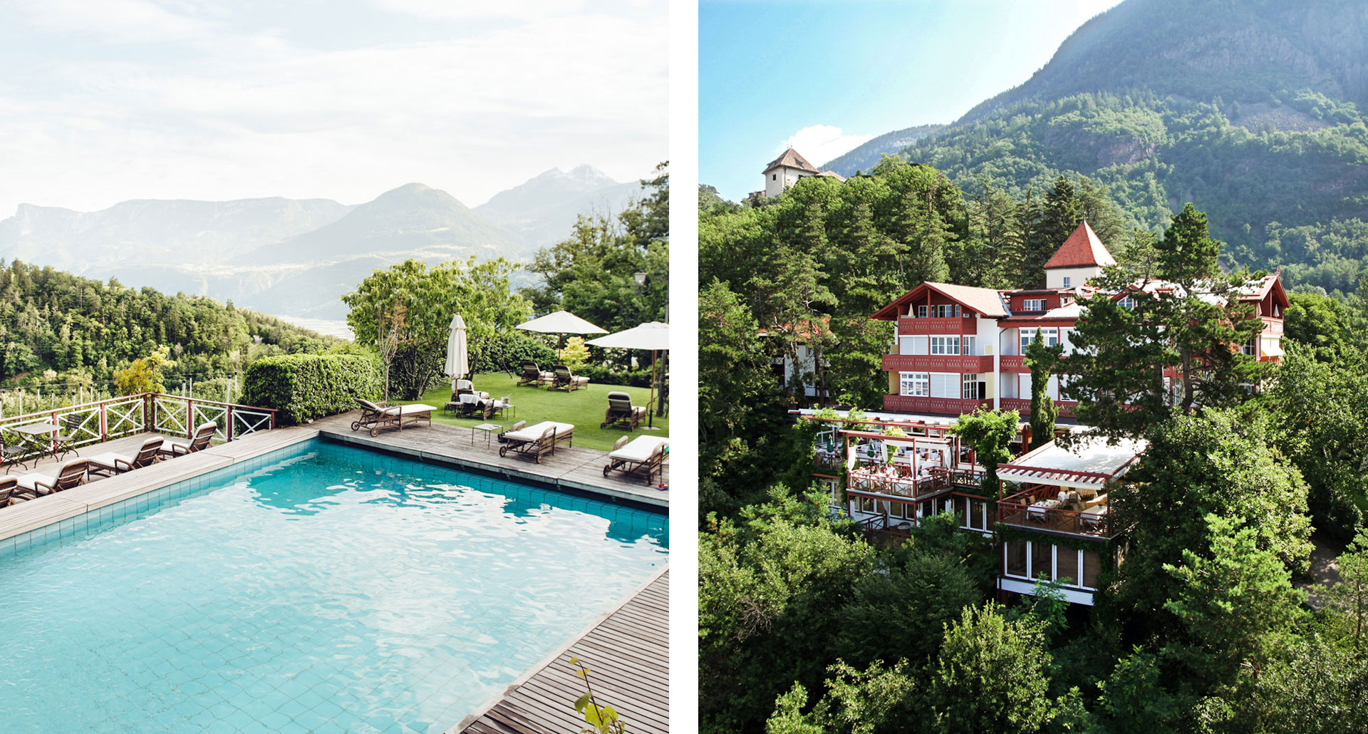Castel Fragsburg - boutique hotel in Merano