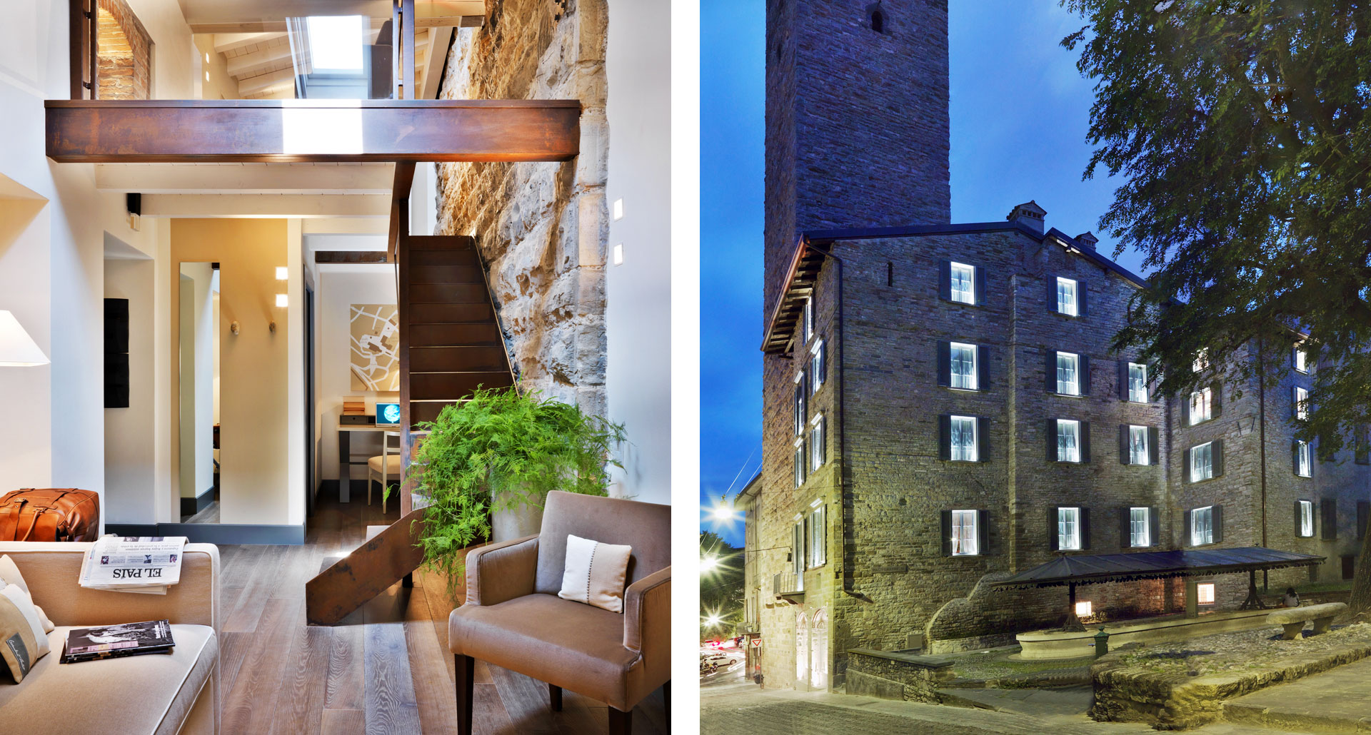 GombitHotel - boutique hotel in Bergamo