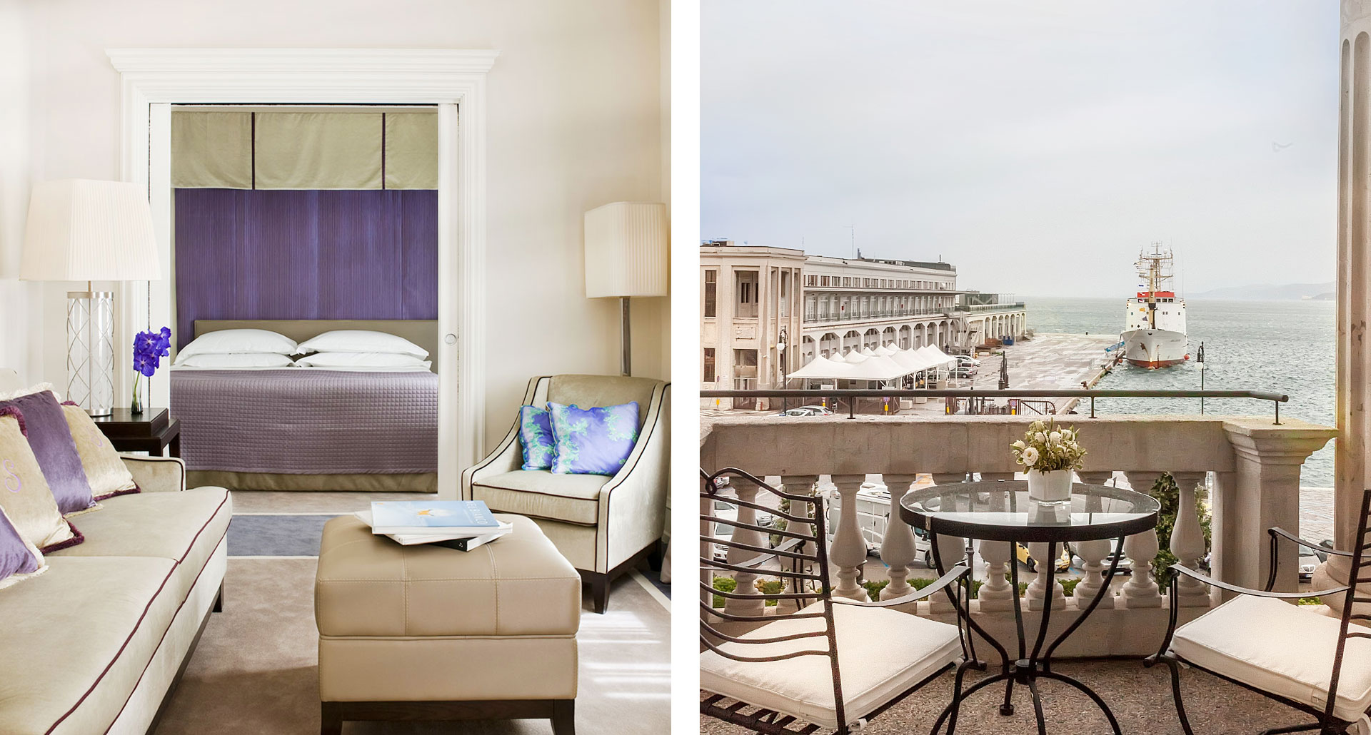 Starhotels Savoia Excelsior Palace - boutique hotel in Trieste