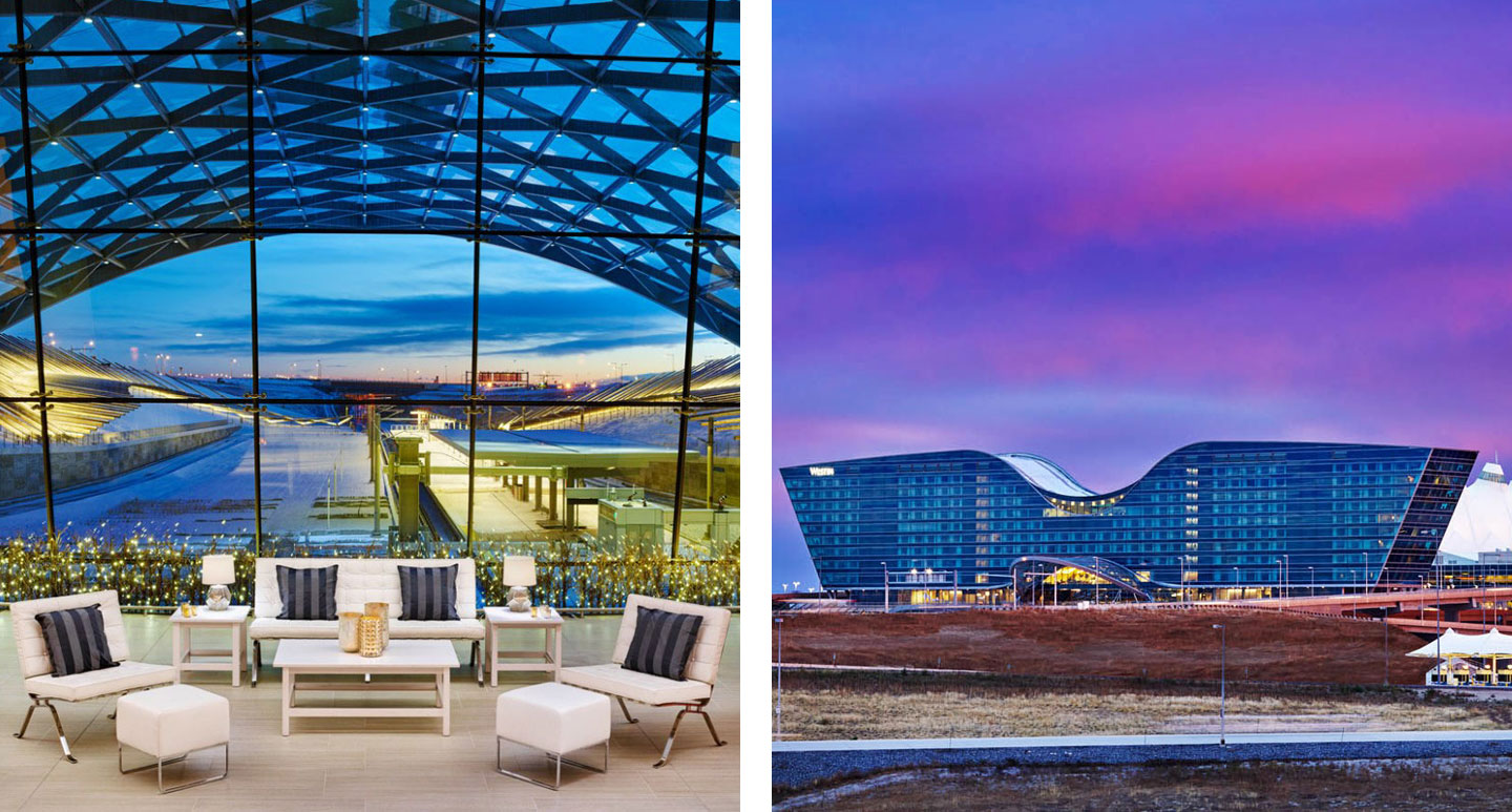 Westin Denver International Airport - boutique hotel in Denver