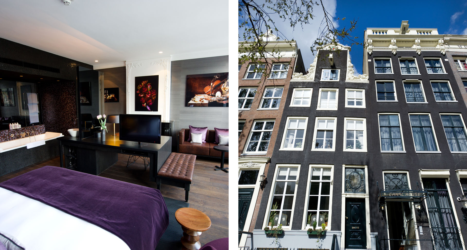 Canal House - boutique hotel in Amsterdam