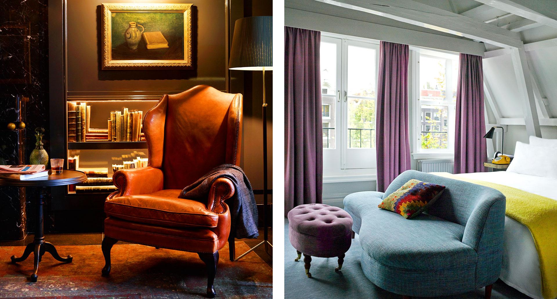 Pulitzer Amsterdam - boutique hotel in Amsterdam