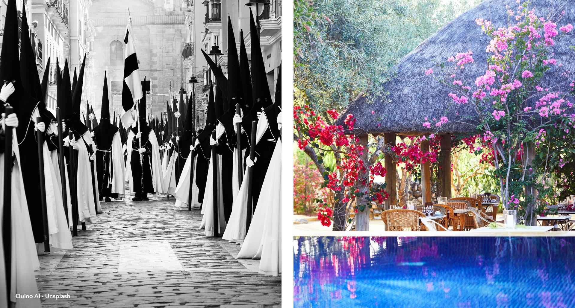 Hacienda De San Rafael - boutique hotel in Siviglia