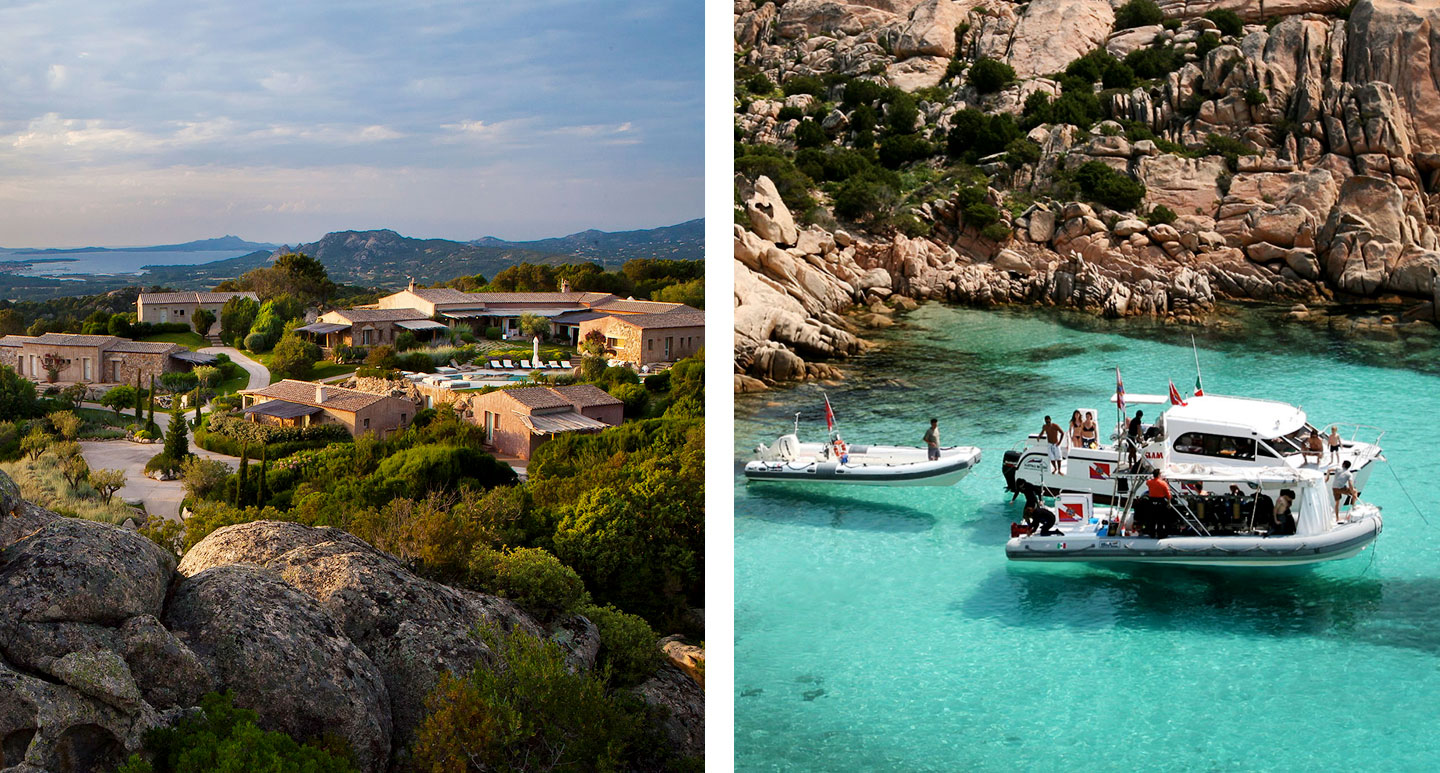 Petra Segreta - boutique hotel in Sardegna
