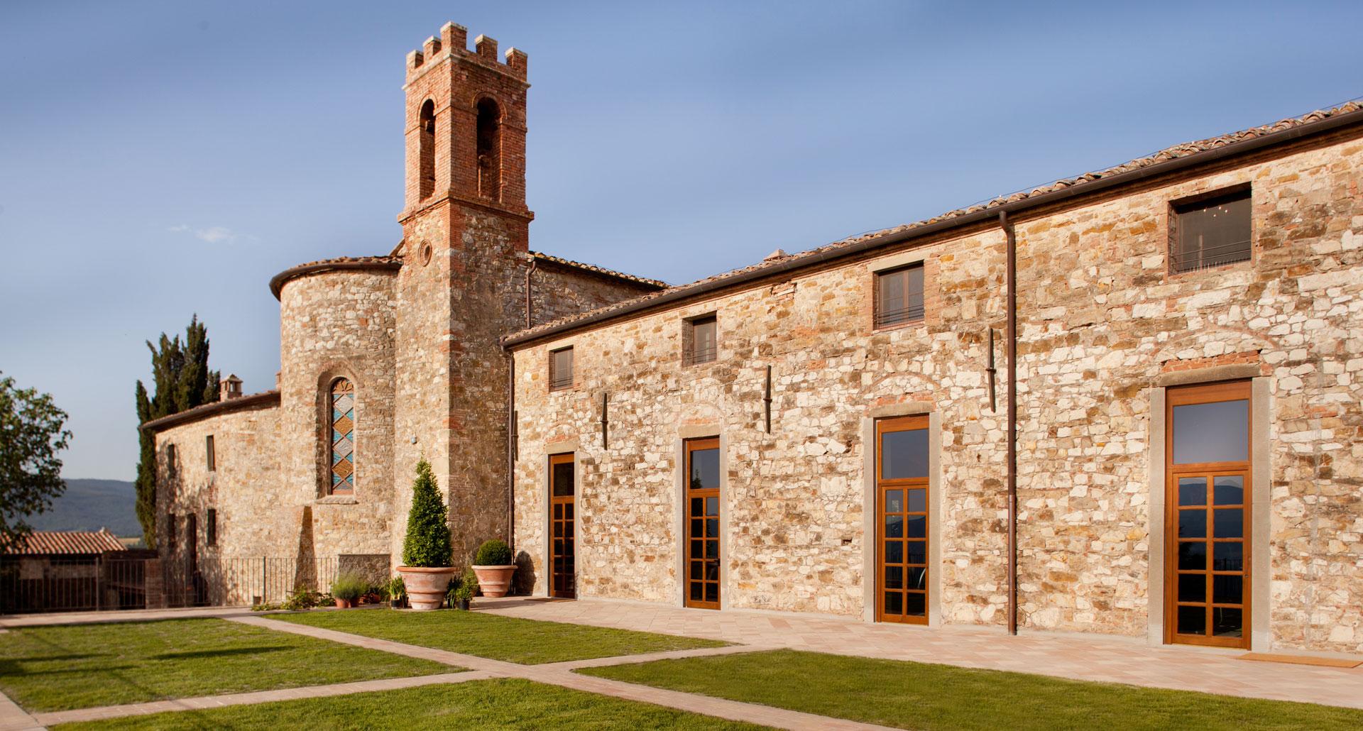 Belmond Castello Di Casole - boutique hotel in Siena