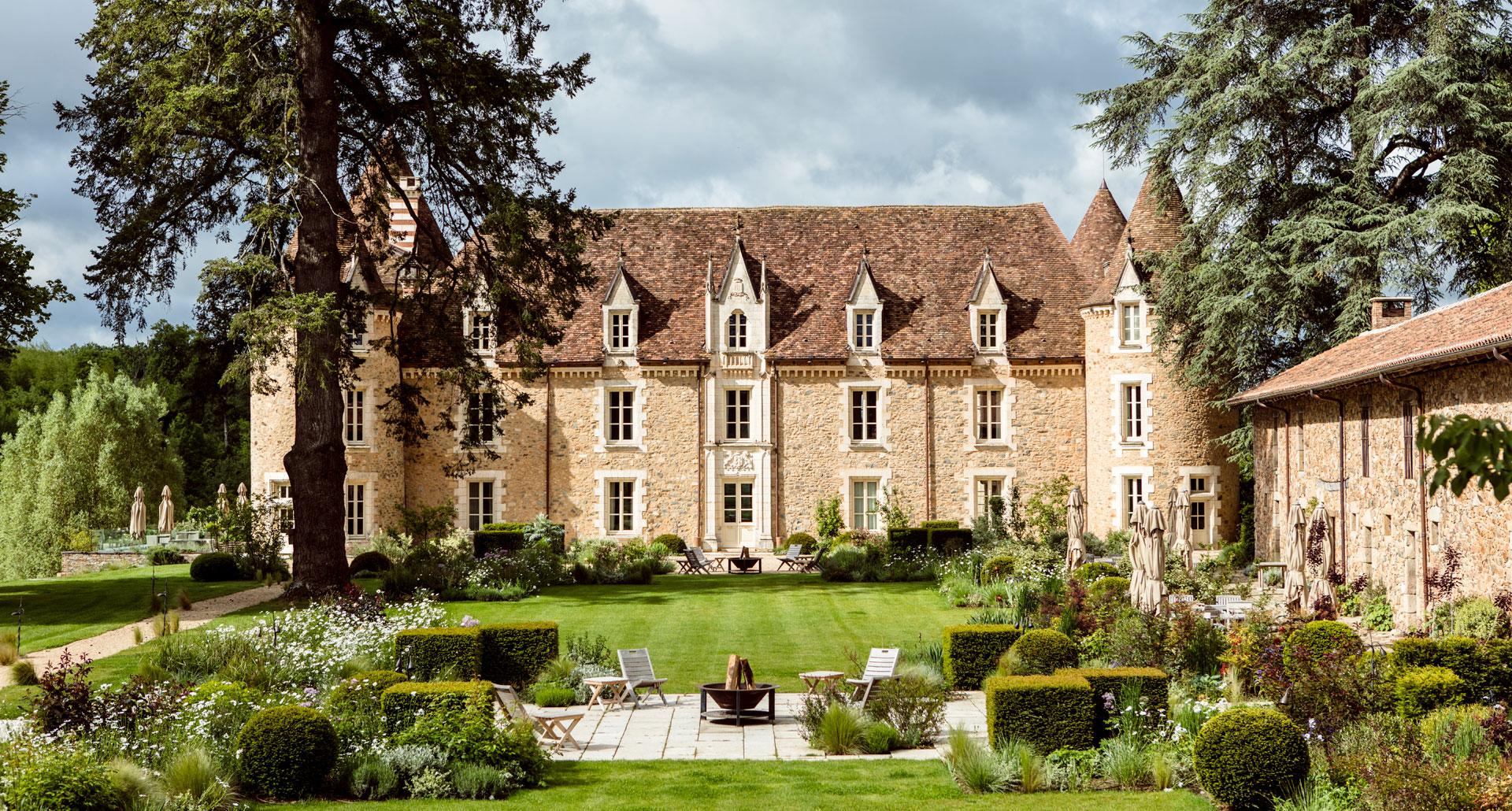 Domaine Des Etangs - boutique hotel in Charente