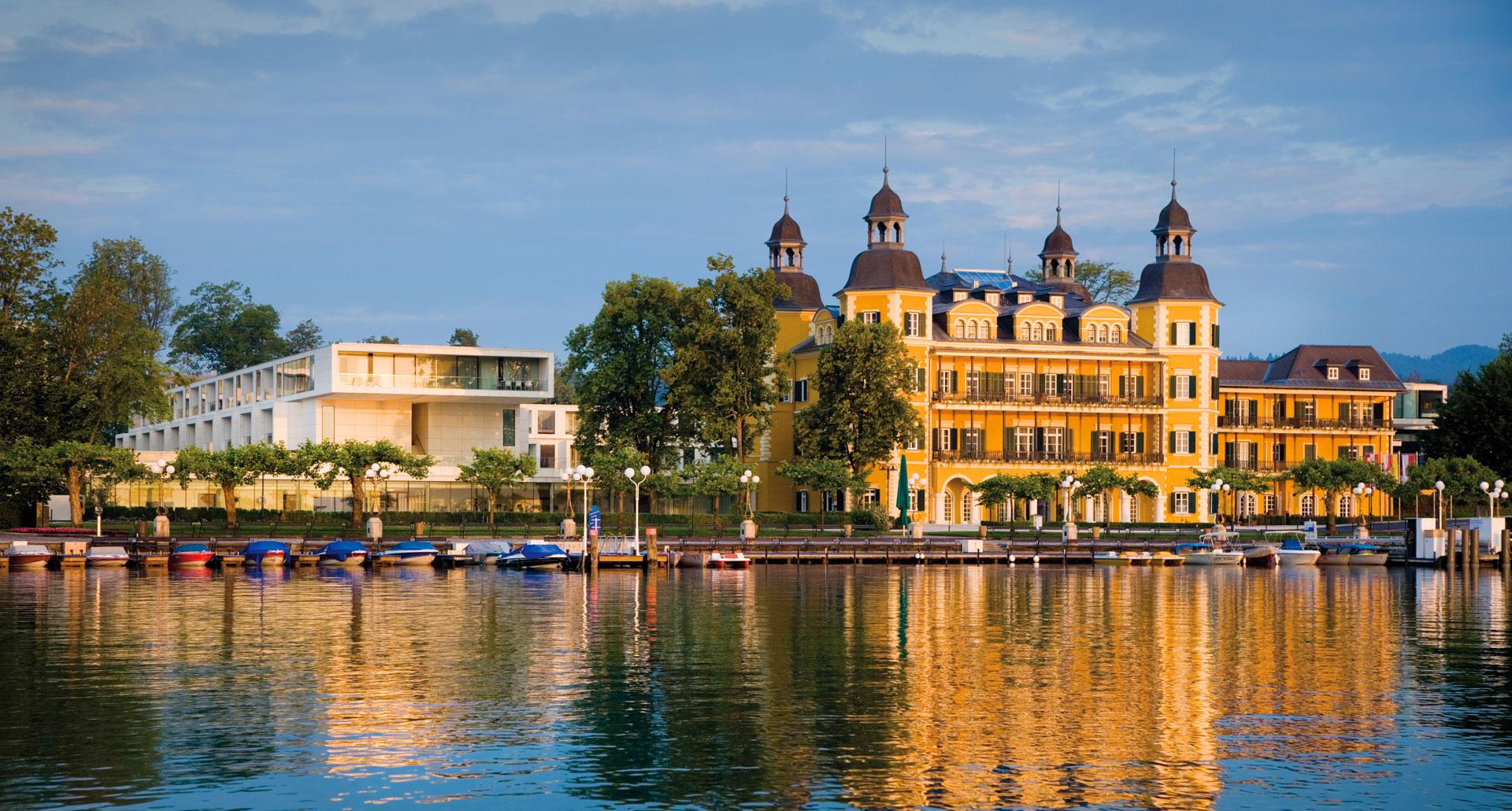 Schloss Velden - boutique hotel in Velden am Worthersee