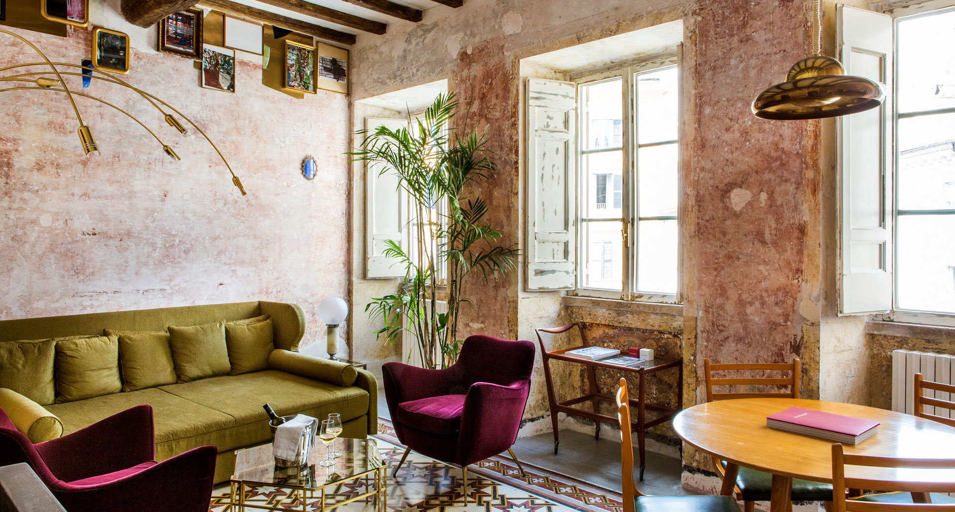 G-Rough - boutique hotel in Rome