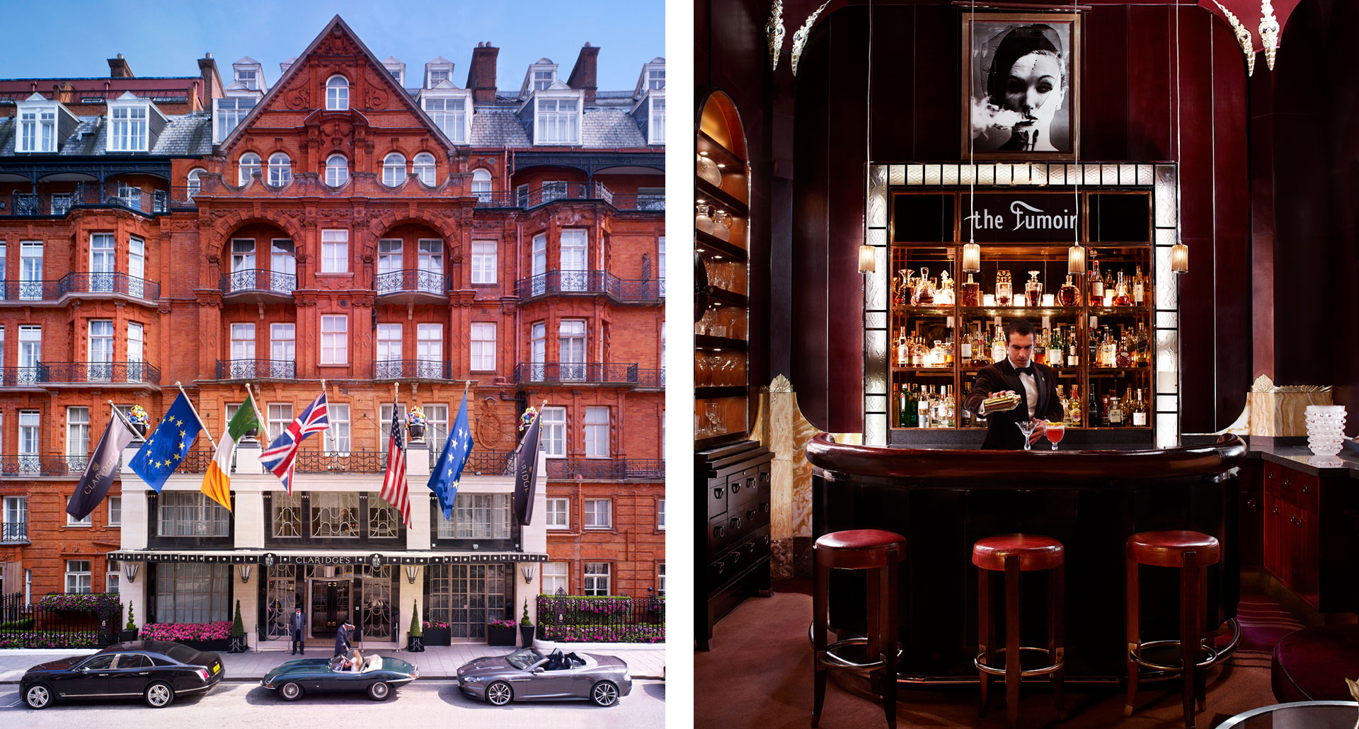 Claridge's - boutique hotel in the London