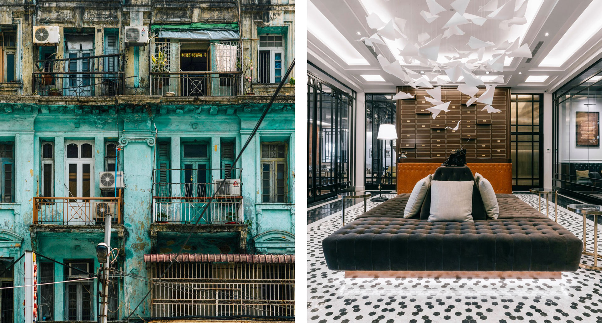 The Excelsior - boutique hotel in Yangon