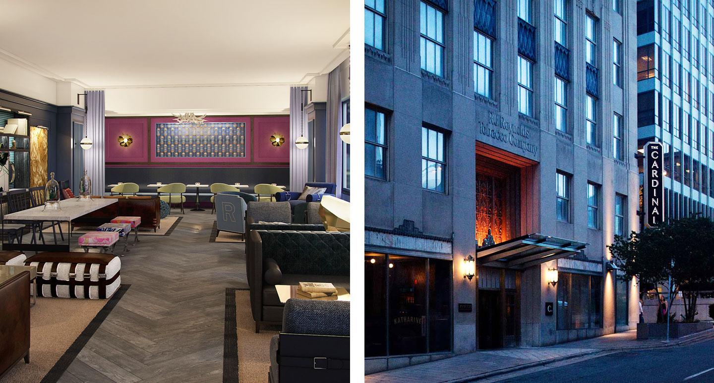 Kimpton Cardinal Hotel - boutique hotel in Winston-Salem