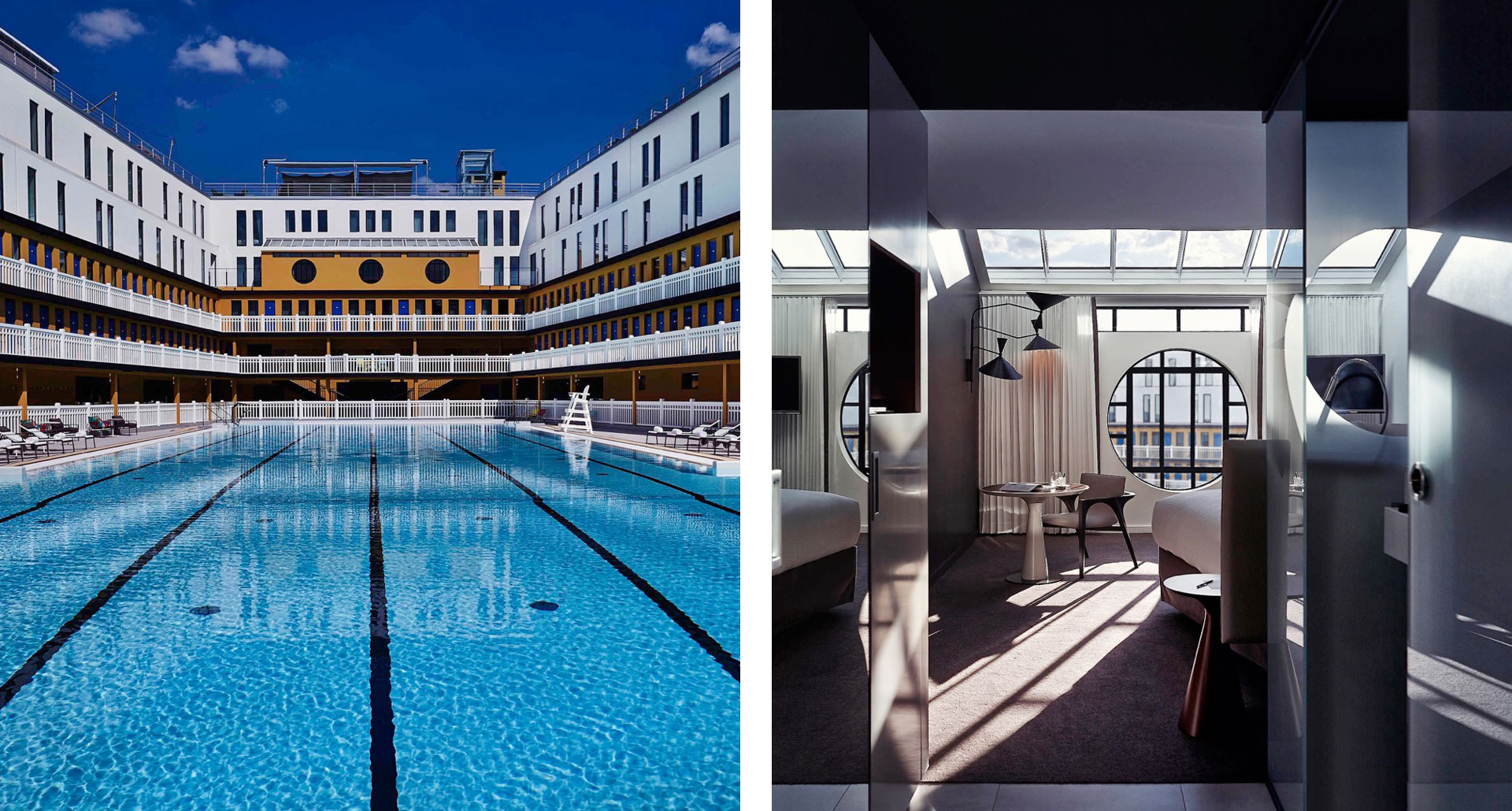 Hotel Molitor - boutique hotel in Paris