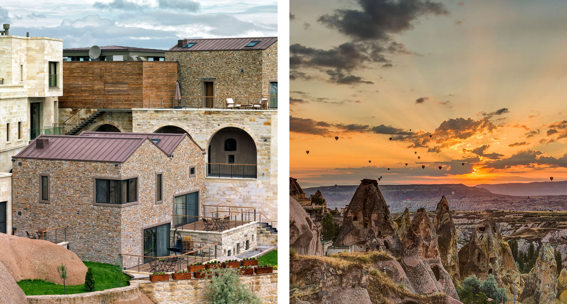 Ariana Sustainable Luxury Lodge - boutique hotel in Göreme National Park
