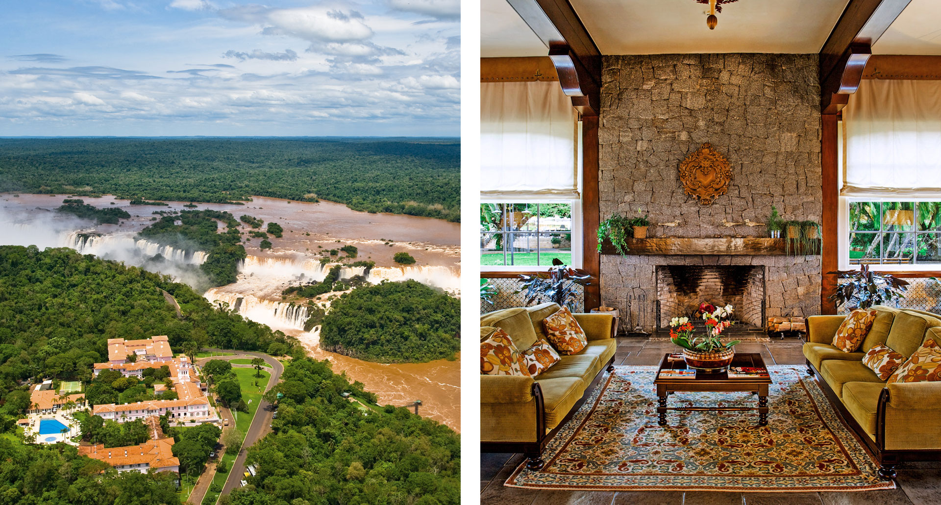 Belmond Hotel Das Cataratas - boutique hotel in Iguazu National Park