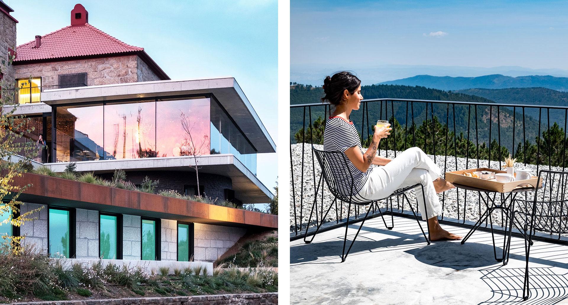 Casa de São Lourenço - boutique hotel in Serra da Estrela Mountains