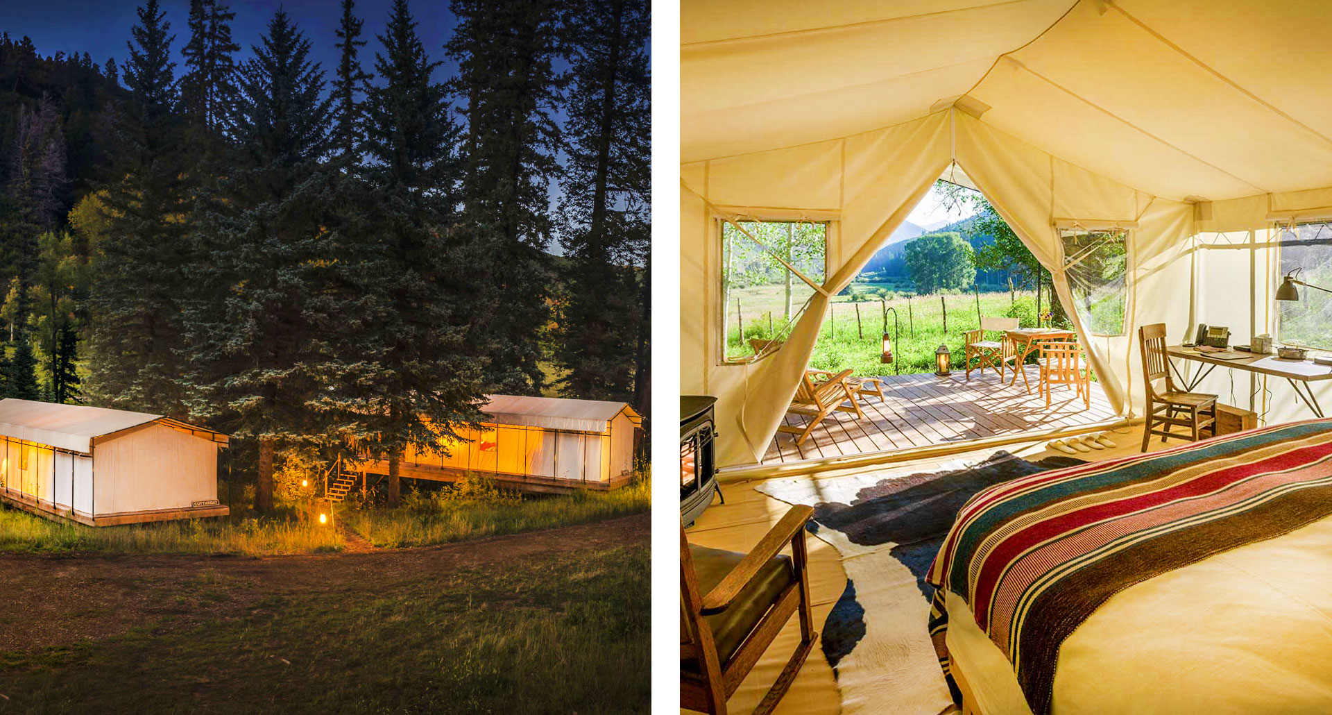 Dunton River Camp - boutique hotel in Colorado