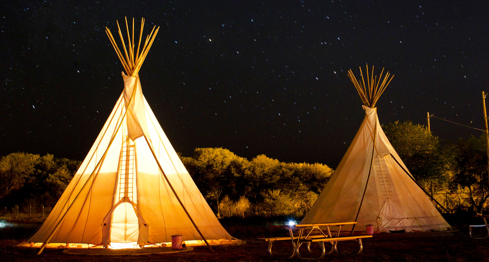 El Cosmico - boutique hotel in Texas