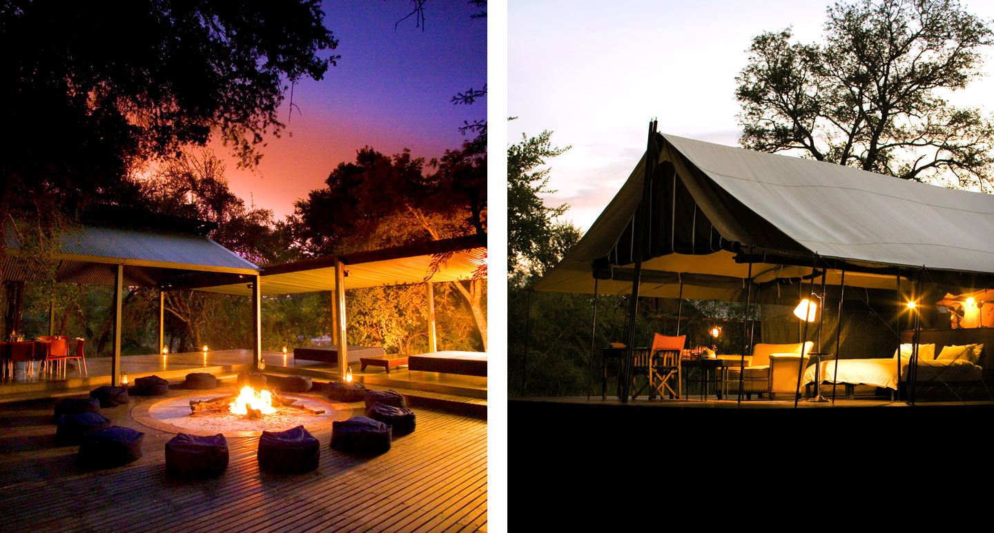 Honeyguide Tented Safari Camps - boutique hotel in Kruger National Park
