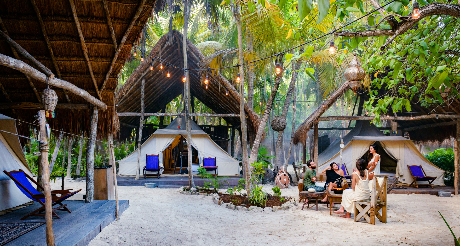 Nomade Tulum - boutique hotel in Tulum