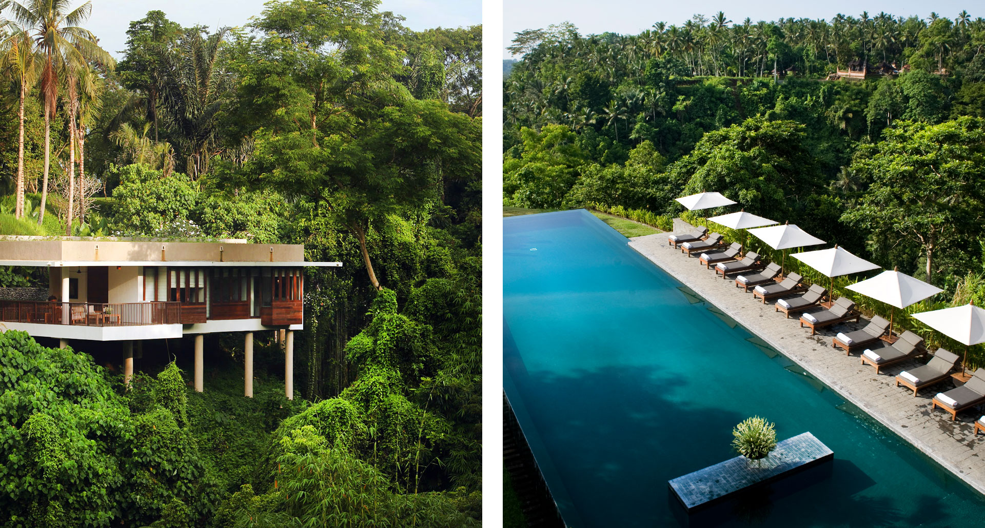 Bali Has Long Been A Magnet For Dreamers And S Our Money The Lush Interior Of Island Is Where It At Perched On Edge Jungle