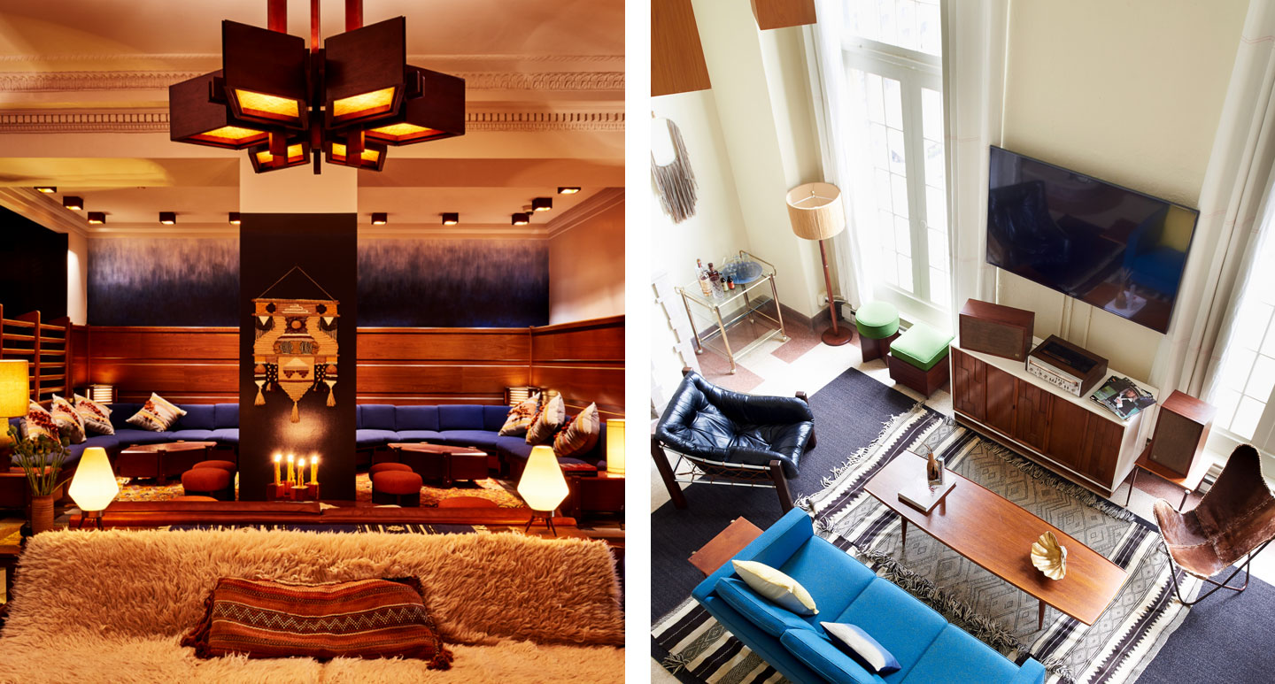 Freehand Chicago - boutique hotel in Chicago