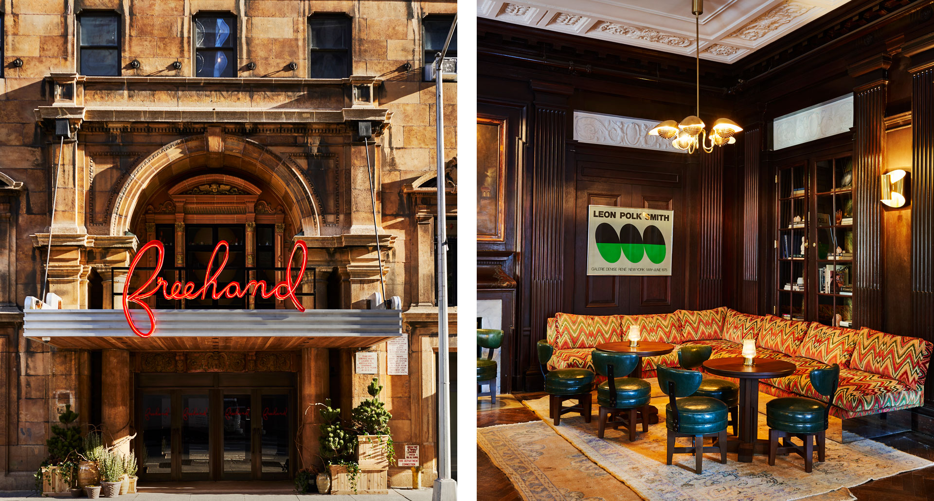 Freehand New York - boutique hotel in New York City