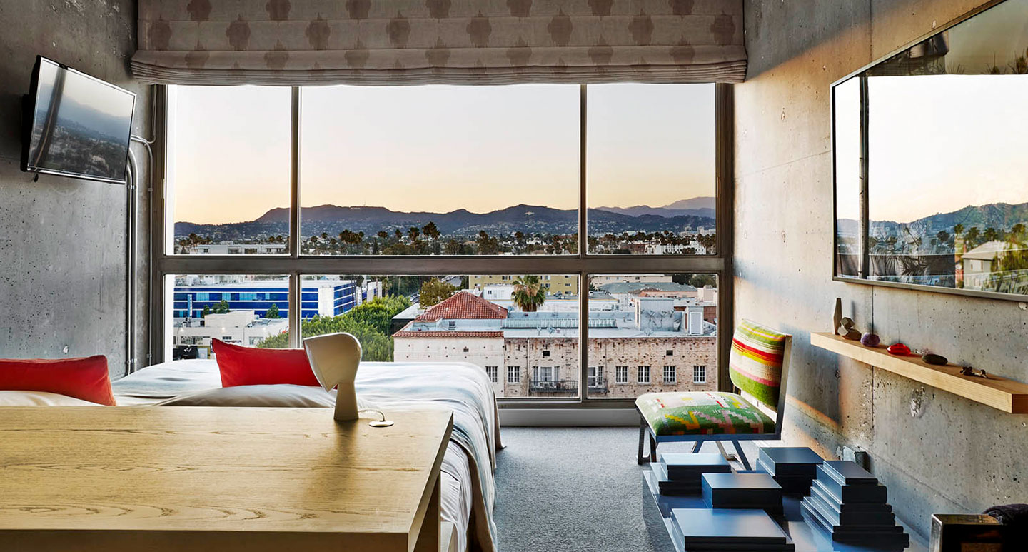 The LINE Hotel - boutique hotel in Los Angeles