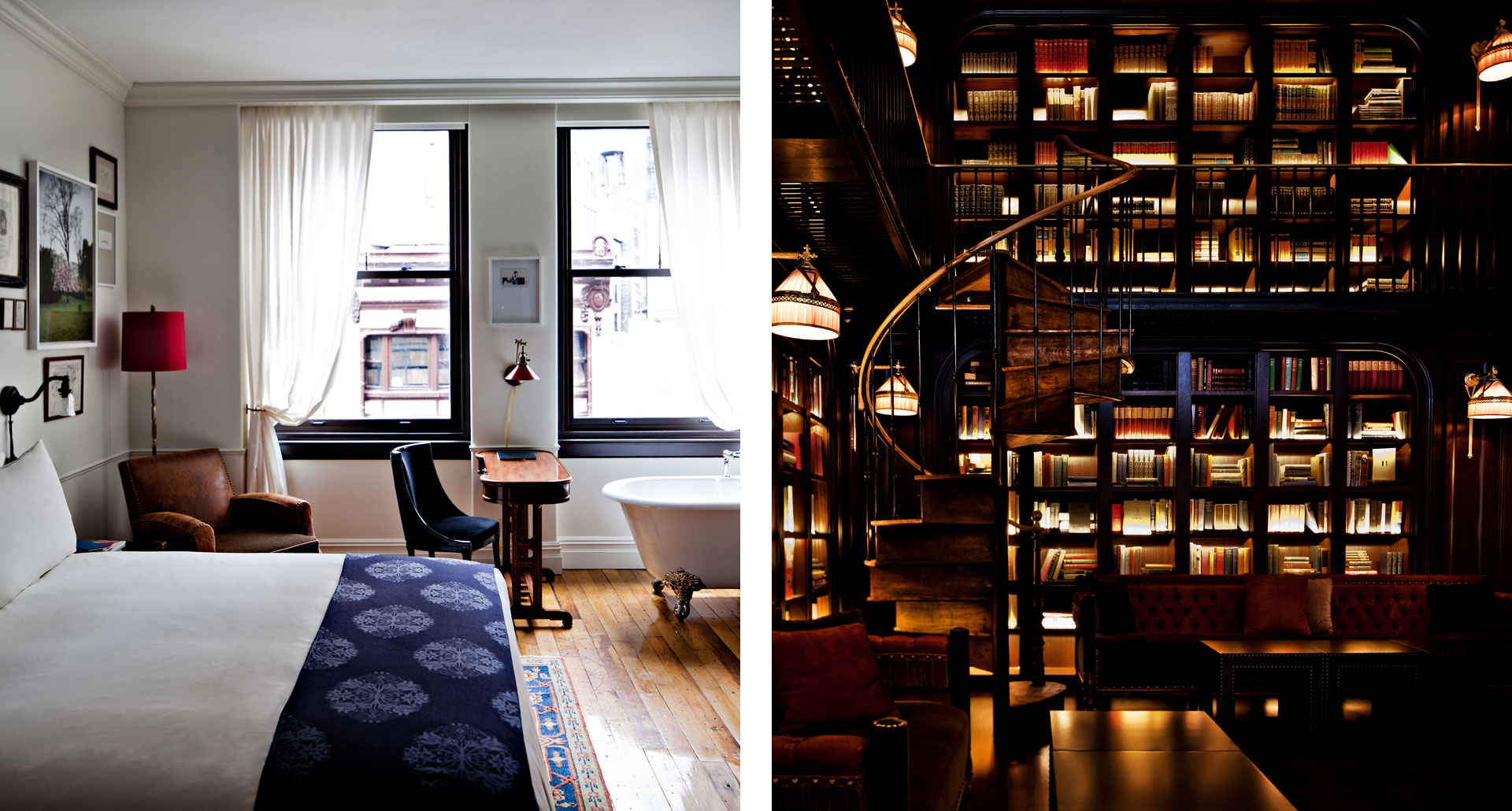 The NoMad Hotel - boutique hotel in New York City