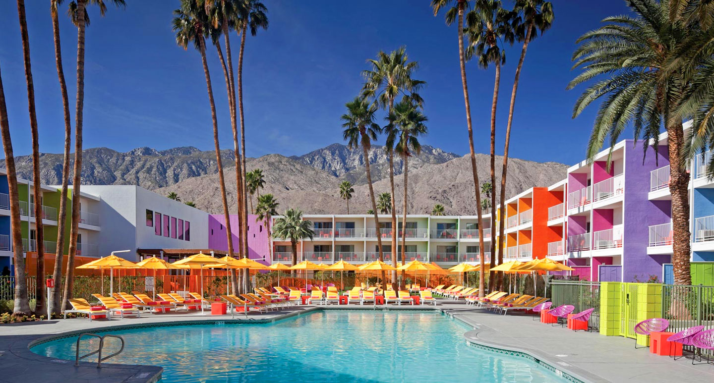 Saguaro Palm Springs - boutique hotel in Palm Springs