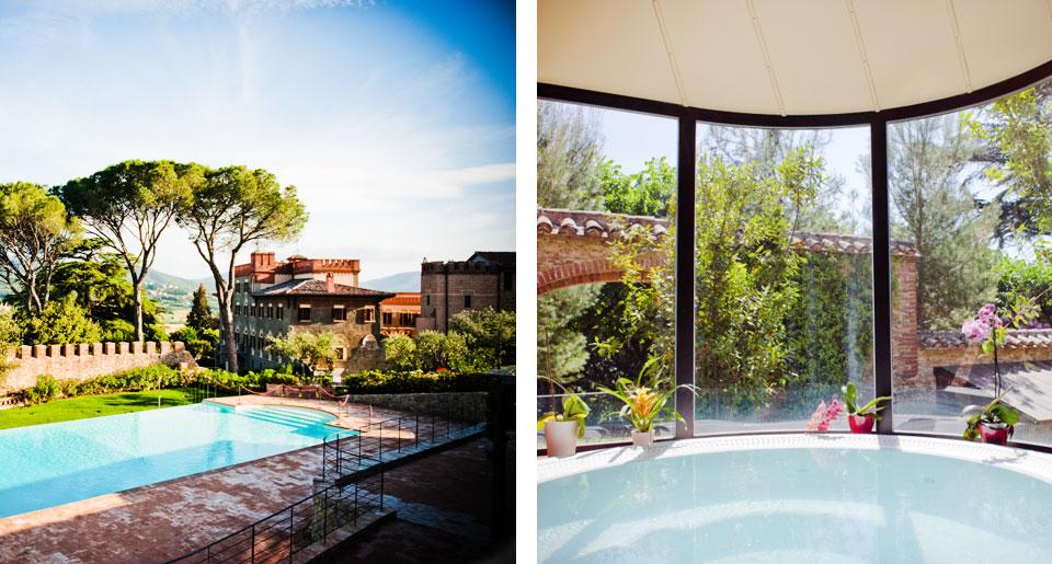 Borgo Dei Conti Resort - boutique hotel in Perugia