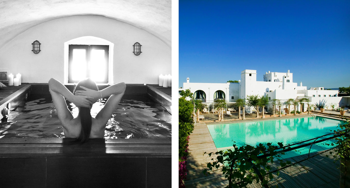 Masseria Torre Maizza - boutique hotel in Puglia