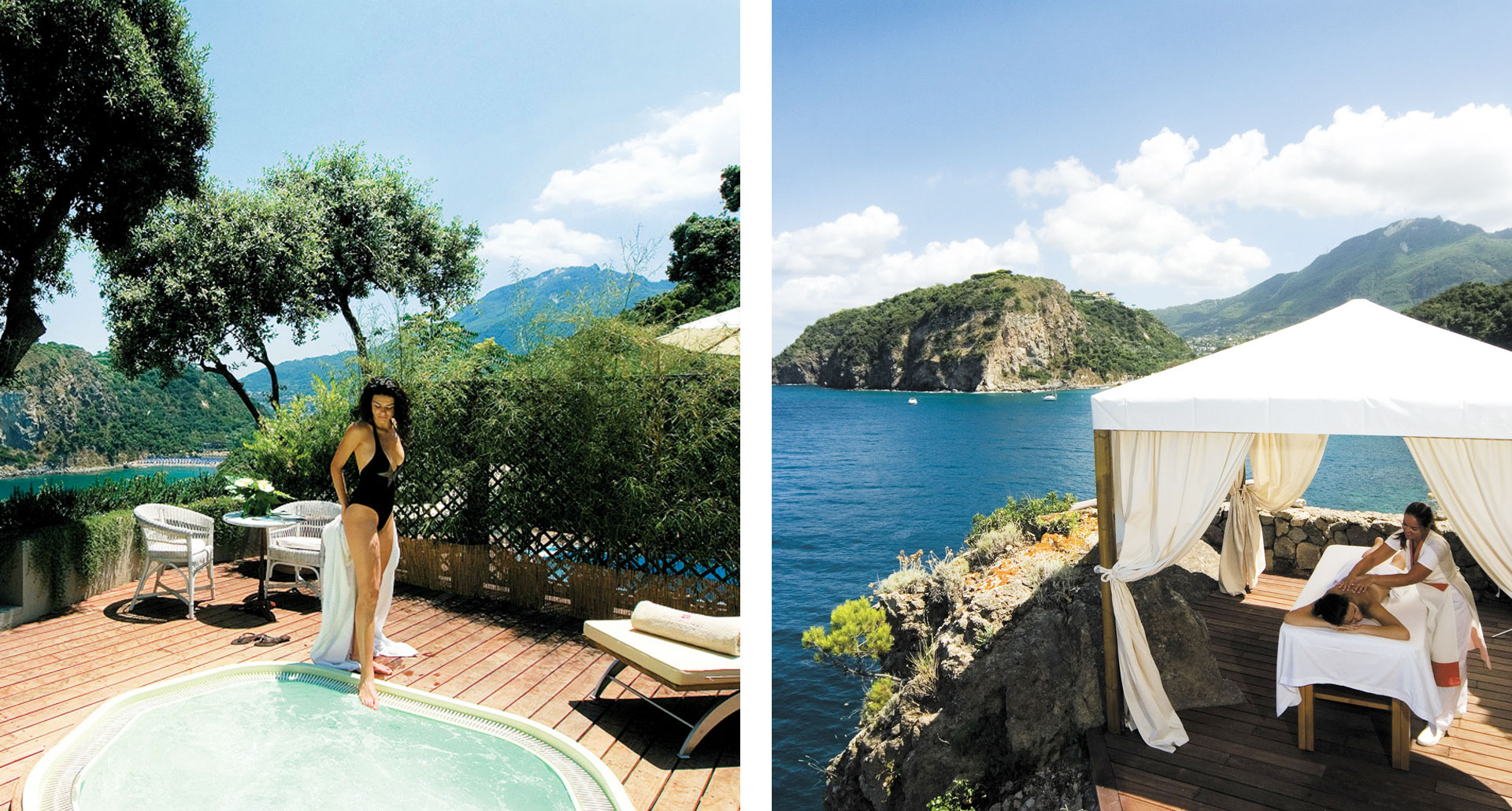 Mezzatorre Resort & Spa - boutique hotel in Ischia