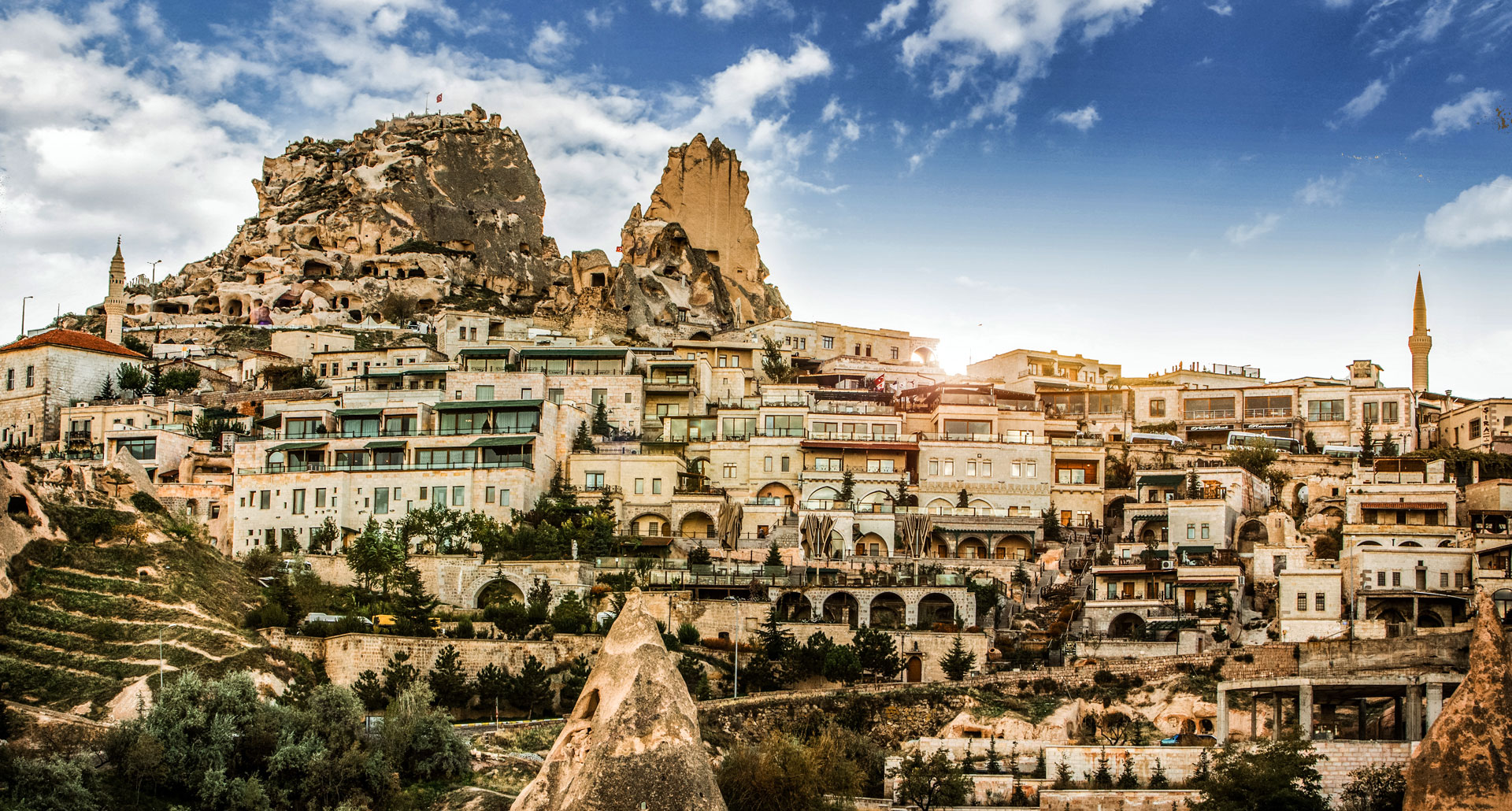 The cave hotels of cappadocia boutique hotels in turkey for The tablet hotels