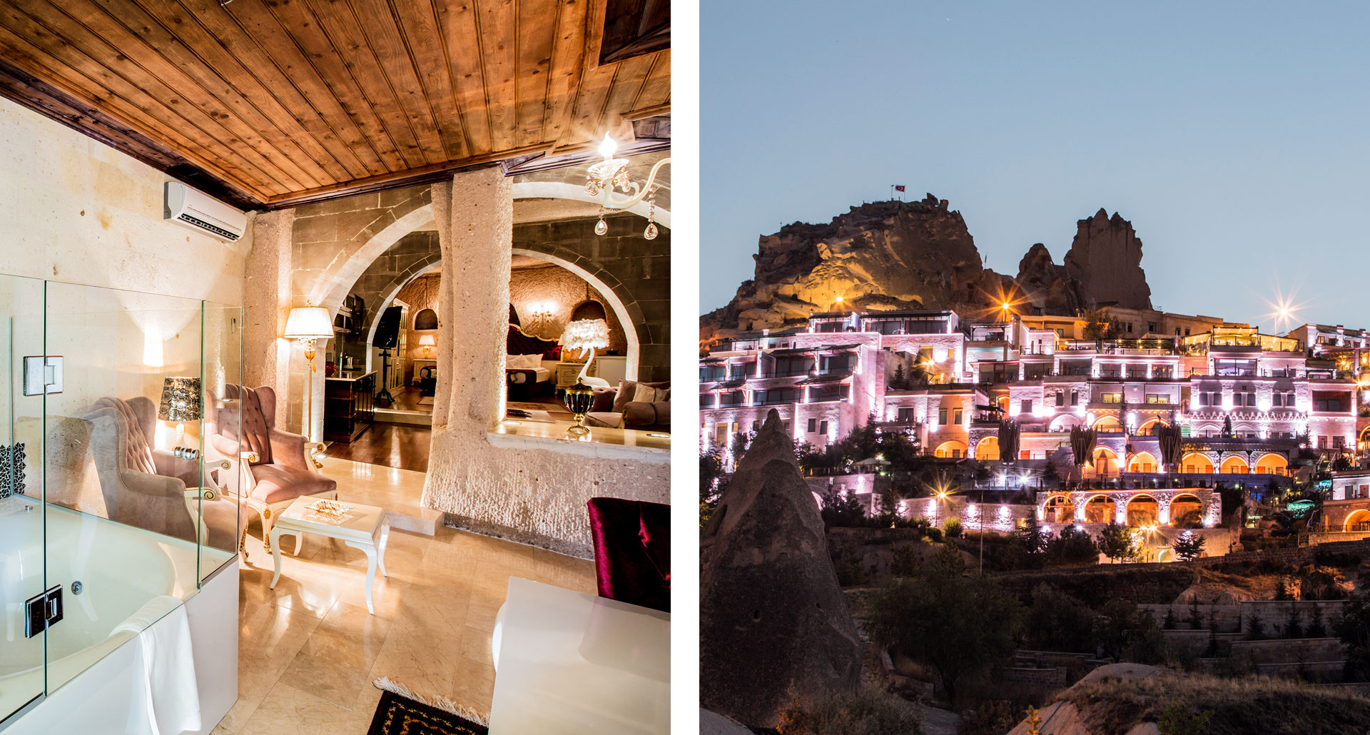 Cappadocia Cave Resort & Spa - boutique hotel in Nevsehir