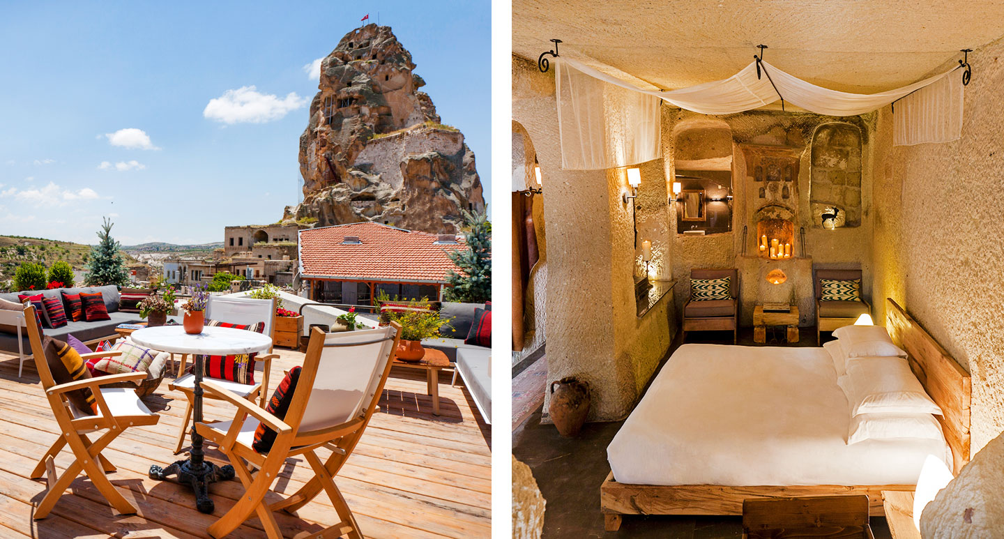 The House Hotel - boutique hotel in Ortahisar