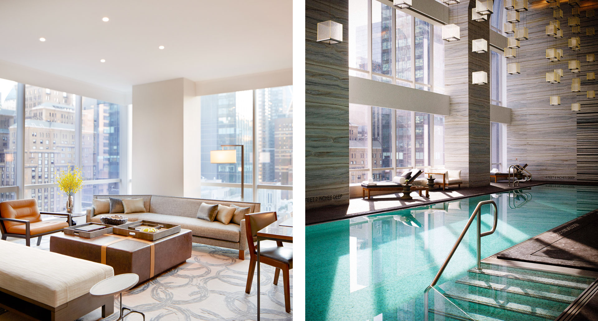 PARK HYATT NEW YORK - boutique hotel in New York