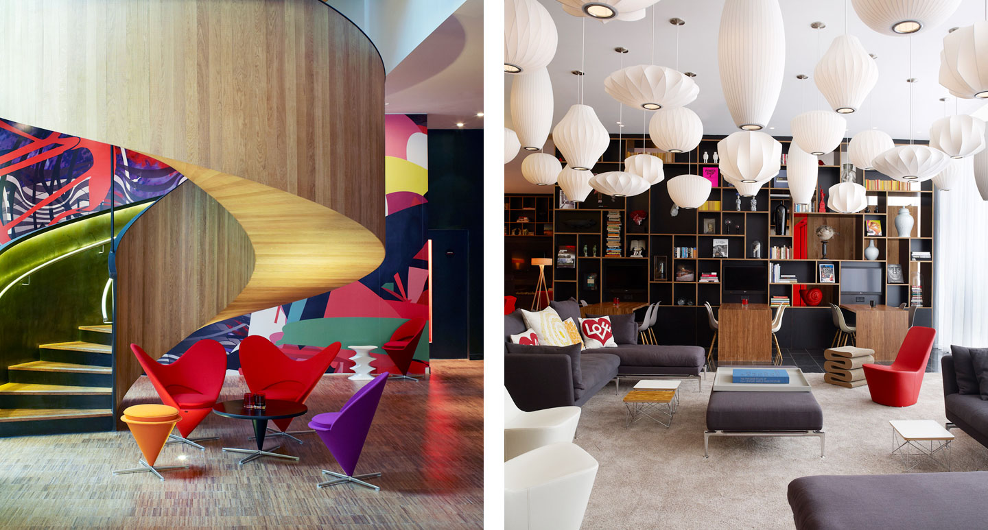 CitizenM London Bankside - boutique hotel in London