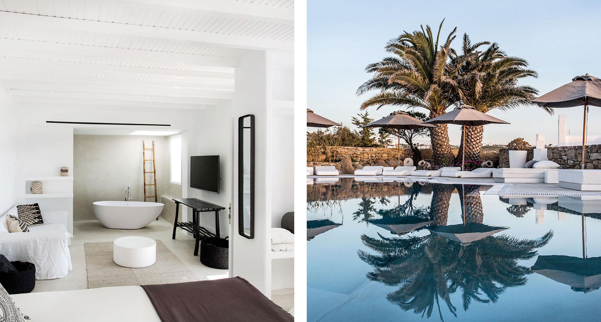 Ostraco Suites - boutique hotel in Mykonos