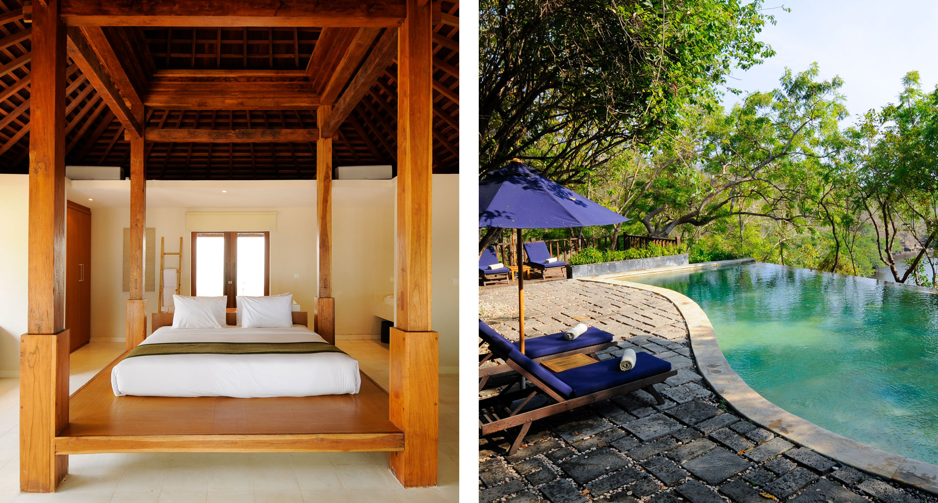 The Menjangan - boutique hotel in Bali