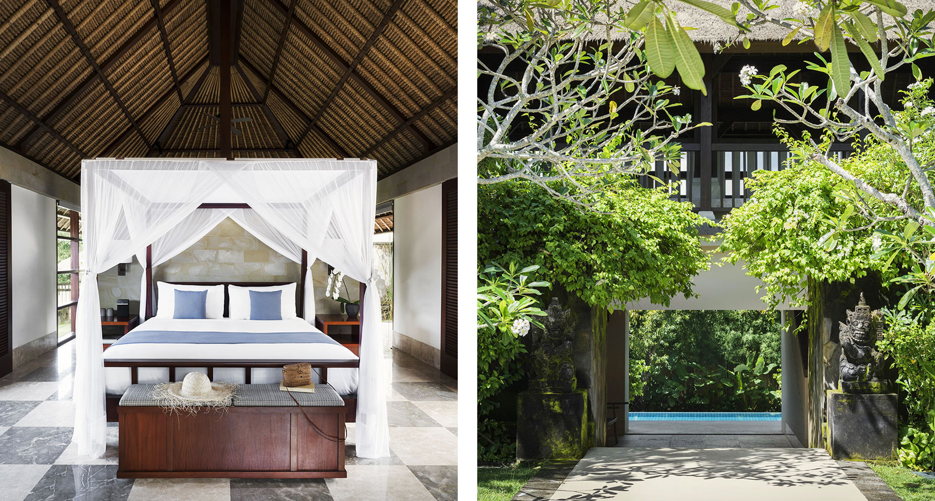 Revivo Wellness Resort - boutique hotel in Bali